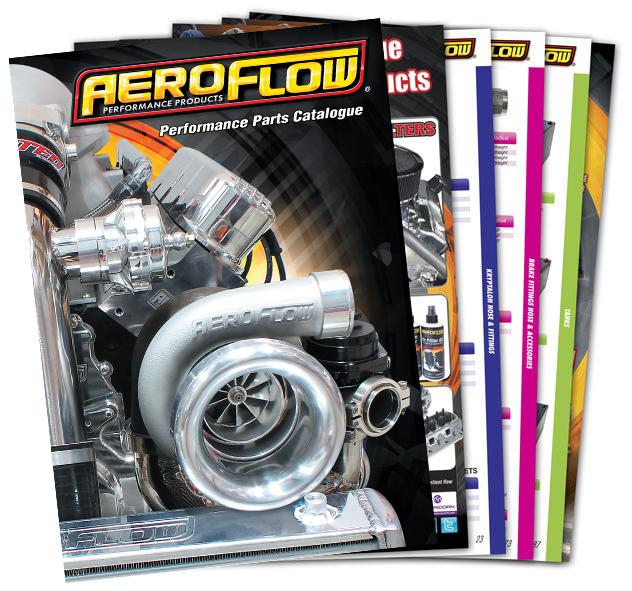 Our Catalogue - Aeroflow Performance